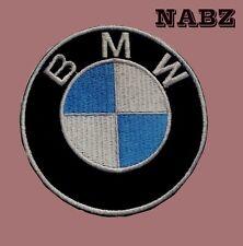 BMW Car Brand Logo iron sew on Patch Badge