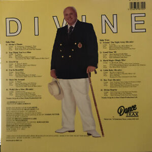 "2nd Vinyl - 12""Album – Divine – Maid In England"