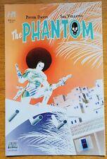 The Phantom #1 by Hermes Press, Variant cover 1N, negative, Graham Nolan