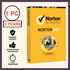Norton 360 Premium Antivirus 2018 1 PC 3 Years - Global License