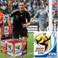 Panini Fifa World Cup 2010 WM 10 South Africa 5/10/50/100 Sticker aussuchen