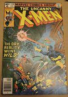 Uncanny X-men #128 Marvel Comics Claremont Perez Death Of Proteus Mutant X nice