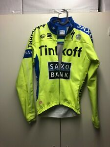 Tinkoff-Saxo windstopper jacket