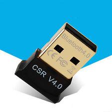 Mini USB Bluetooth Dongle adaptateur pour PC portable CSR 4.1 de Windows