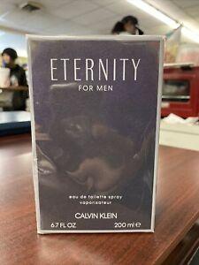 Calvin Klein Eternity 6.7oz Men's Eau de Cologne