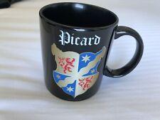 Captain Jean-Luc Picard Coffee Mug Star Trek CBS SDCC Exclusive Museum Pop Up