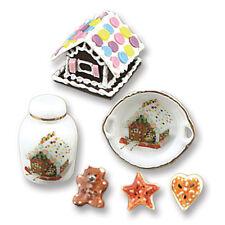 Reutter Porzellan Weihnachtszauber Christmas Charm Puppenstube 1:12 Art. 1.891/8