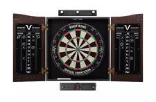 Viper VAULT Cabinet ELITE BUNDLE Steel Tip Dartboard DARTS Laser Shadow Buster