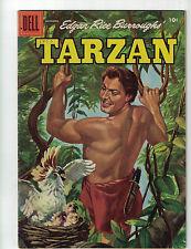 Tarzan #74 -- Dell Comics -- 1955 -- Fine