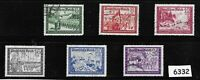 Complete stamp sub - set / 1941 Hitler's Culture fund issues Germany Third Reich