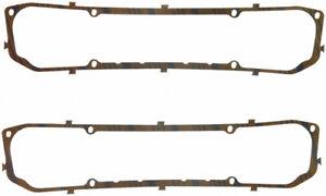 FEL-PRO Mopar B/RB-Series Cork/Rubber Valve Cover Gasket 2 pc P/N VS13379