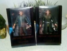 Blade Runner 2049 Deckard Harrison Ford & Officer K Ryan Gossling Figures - Neca