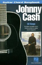 JOHNNY CASH GUITAR CHORD MUSIC SONG BOOK SONGBOOK