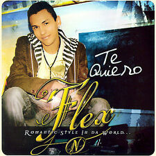 FLEX (59) - TE QUIERO (ROMANTIC STYLE IN DA WORLD...) -  CD