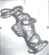 "8 1/2"" Bunny Facing Right Chocolate Candy Mold Easter  807 NEW"
