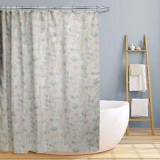 Fabric Bathroom Bath Shower Curtain 70 x 70 Jamie Fun Nautical Rope Anchor Ocean