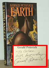Gerald Petievich - Earth Angels - SIGNED 1st 1st - Mystery - NR