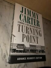 President Jimmy Carter Signed Georgia Election Turning Point Arc Uncorrected