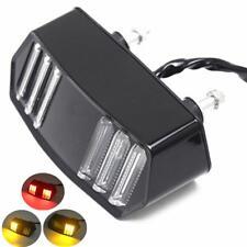 Motorcycle LED Turn Signal Tail Stop Light For Honda MSX125 CBR650F CTX700