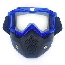 Safety Face Eye Shield Mask Guard Goggles Work Lab UV Protection Eyewear Glasses