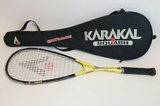 KARAKAL BX-140 Titanium Squash Racquet with Cover