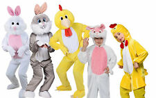 Easter Bunny Adults Childrens Fancy Dress Costume Rabbit Chick Chicken Kids