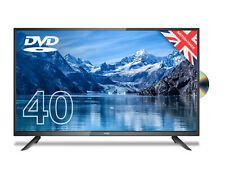 "CELLO 40"" inch LED TV BUILT IN DVD PLAYER FULL HD 1080P FREEVIEW HD 3 x HDMI,USB"