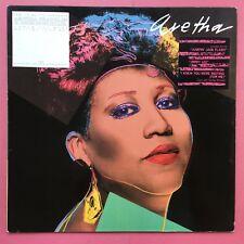 Aretha Franklin-Aretha-Arista 208-020 ex condición-incluye George Michael