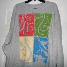 HARRY POTTER Men's Long Sleeve XXL Mens 2XL Hogwarts Shirt T-Shirt NEW with TAGS