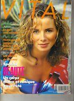 FRENCH Vital Magazine 5/92 BEAUTE