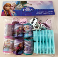 DISNEY FROZEN BIRTHDAY PARTY LOOT BAG FILLERS & TOYS - PACK OF 24