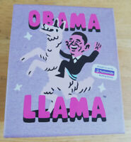 Obama Llama Rhyming Game, small travel Version