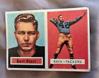 1957 Topps Johnny Unitas # 138 Rookie Card Baltimore Colts. *Read Below*