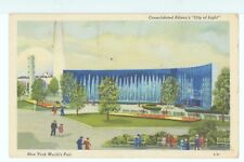 New York World's Fair A61: Consolidated Edison's City of Light - Fountains