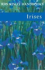 Irises (Rhs Wisley Handbooks)-ExLibrary