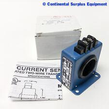 KATY INSTRUMENT AC CURRENT SENSOR MODEL 420 L RANGE 150, IN 5-40 VDC OUT 4-20 MA