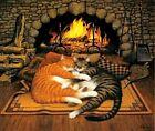 "Charles Wysocki All Burned Out ARTIST PROOF Print S & N COA  Image Size 24""x20"""