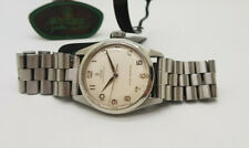VINTAGE ROLEX TUDOR OYSTER ROYAL WHITE DIAL MID SIZE WATCH