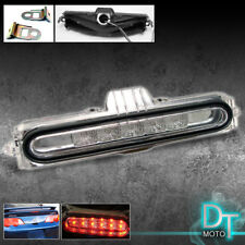 02-06 Acura Rsx Full Led Rear 3rd Third Brake Tail Light Lamp Clear New