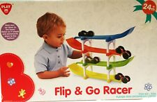 Flip and go racer discovery toys ages 2+