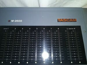 Tascam M-2600 24 Track Console