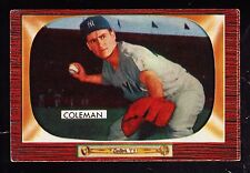 1955 BOWMAN #99 JERRY COLEMAN YANKEES