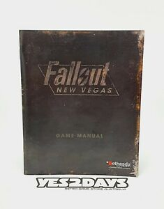 FALLOUT New Vegas PlayStation 3 ps3 Game Manual | Excellent Condition