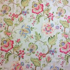CYPRUS CLARK - SUBURBAN FABRIC - CLARISSA - Colorful Linen Fabric - R286