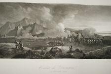 NAPOLEON COMBAT DE DIERNSTEIN GRAVURE 1838 VERSAILLES R1096 IN FOLIO