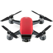 DJI Spark Quadcopter (Lava Red) #CP.PT.000735 BRAND NEW - open box