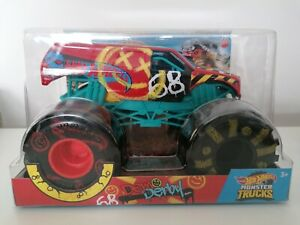Hot Wheels Monster Trucks - Demo Derby - 1:24 - Live Series