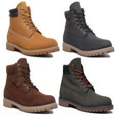 Timberland 6 inch Waterproof Mens boots B Grade Rugged Sole Size UK 6 - 12