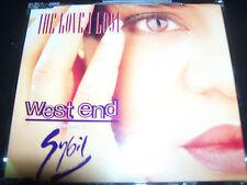 Sybil the Love I Lost (UK) CD Single (PWL) – Like New