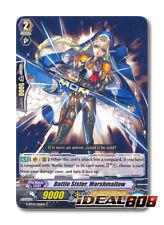 Cardfight Vanguard x 4 Battle Sister, Marshmallow - G-BT01/056EN - C Mint